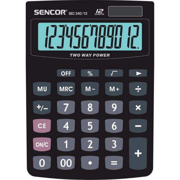 SEC 340/ 12 DUAL SENCOR