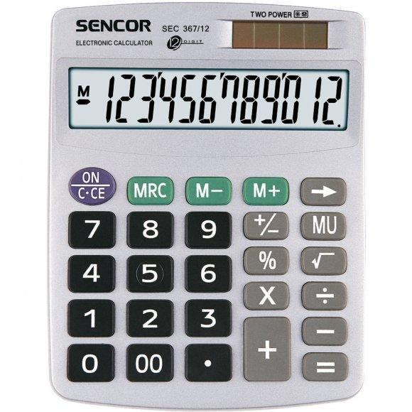 SEC 367/ 12 DUAL SENCOR