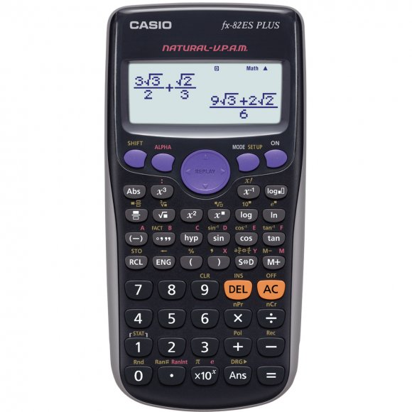 FX 82 ES PLUS CASIO