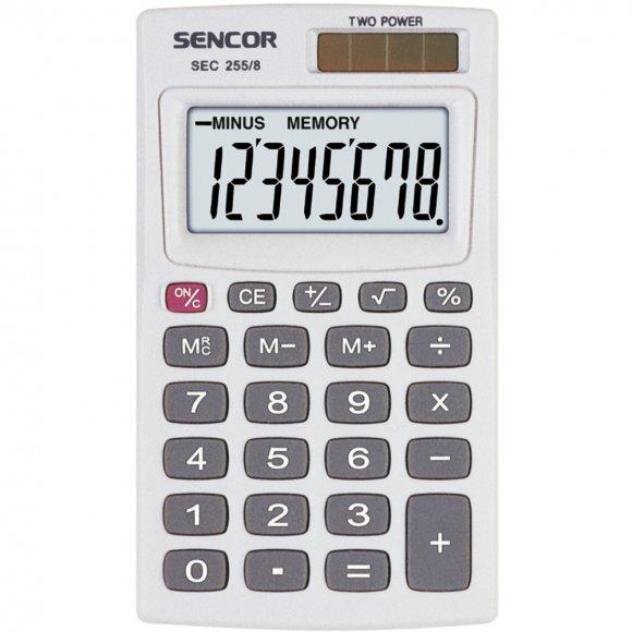 SEC 255/ 8 DUAL SENCOR