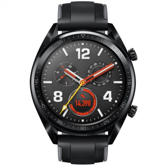 Watch Fortuna Sport Black HUAWEI