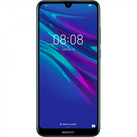 Y6 2019 DS Sapphire Blue HUAWEI
