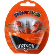 303360 COLOUR BUDZ ORANGE SLUCH. MAXELL