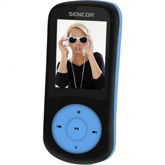 SFP 5870 BBU 8 GB MP3/MP4 SENCOR