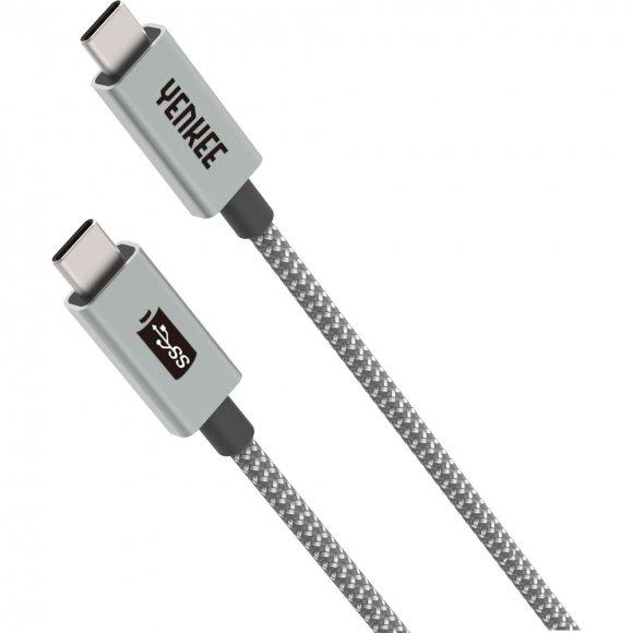 YCU 321 GY kabel C-C Gen.1 / 1m YENKEE