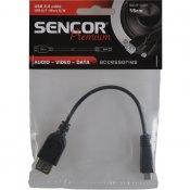 SCO 513-001 USB A/F-Micro B/M,OTG SENCOR