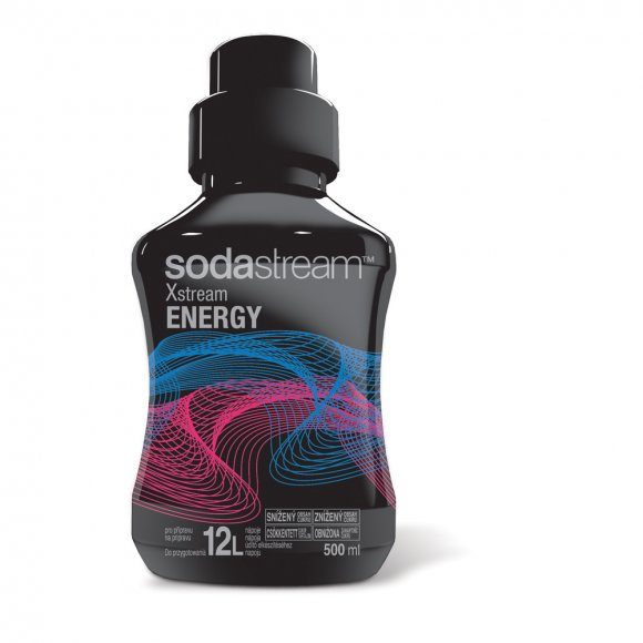 Sodastream Příchuť Energy 500 ml