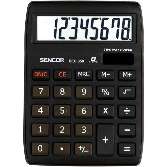 Stolní kalkulátor SEC 350 SENCOR