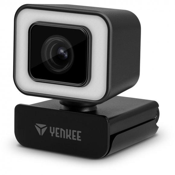 YWC 200 Full HD USB Webcam QUADRO YENKEE