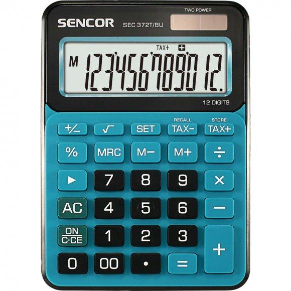 SEC 372T/BU modrá SENCOR