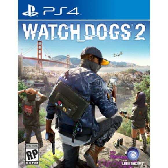 Watch dogs 2 hra PS4 Ubisoft