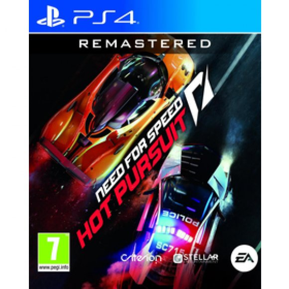 Need For Speed: Hot Pursuit Rem. hra PS4