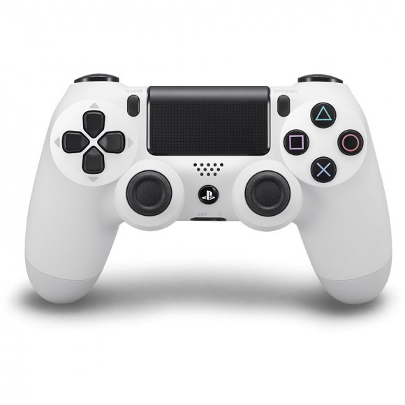 DUAL SHOCK PS4 white SONY