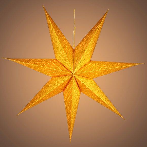 RXL 339 hvězda zlatá 10LED WW RETLUX