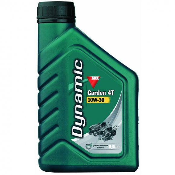 Olej na 4 taktní motory MOL Dynamic Garden 4T10W - 30 0,6l