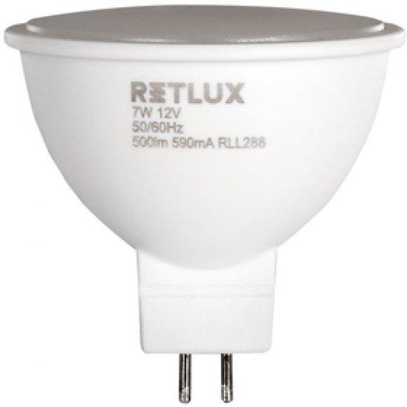 RLL 288 GU5.3 spot 7W 12V WW RETLUX